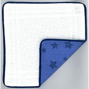 Prefinished Pillow - 18ct Anne Cloth - Patriotic THUMBNAIL