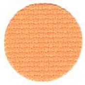 Aida 14ct Orange Pumpkin-Discontinued Sub w/ Tropical Orange THUMBNAIL