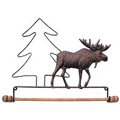 Fabric Holder - Moose