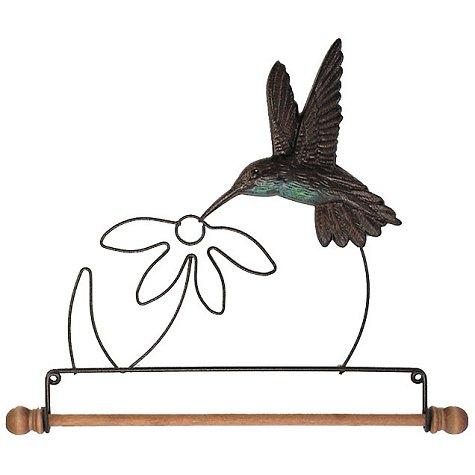 Fabric Holder - Hummingbird