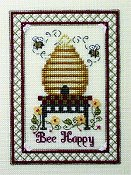 The Bee Cottage - Bee Happy THUMBNAIL
