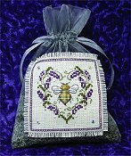 The Bee Cottage - Lavender Bee Sachet