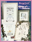 Cover photo of Stoney Creek Book 248 Lifetime of Memories featuring cross stitch designs for special occasions_THUMBNAIL