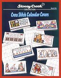 Cover photo of Stoney Creek Book 256 Cross Stitch Calendar Covers
