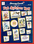 Book 285 Fun Stitches Too! THUMBNAIL