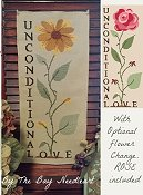 By The Bay Needleart - Unconditional Love THUMBNAIL