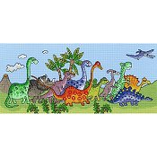 Bothy Threads Kit - Dinosaur Fun Kit_THUMBNAIL