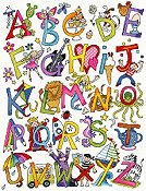 Bothy Threads Kit - Alphabet Fun_THUMBNAIL