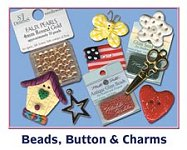 Buttons, Beads, & Charms