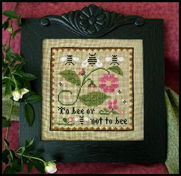 Little House Needleworks - Bee Sampler MAIN