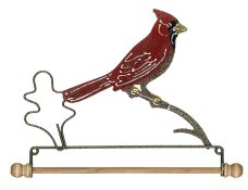 "Fabric Holder - Cardinal 7.5"" THUMBNAIL"