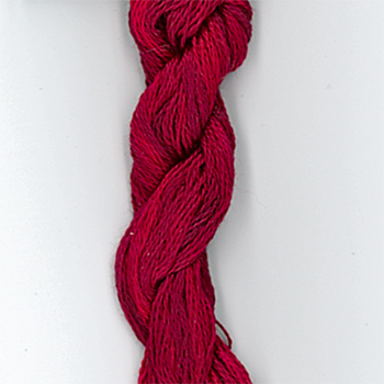Creeks Colours Overdyed Floss 103 Cranberry MAIN