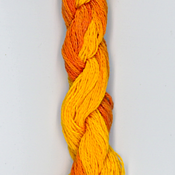 Creeks Colours Overdyed Floss 202 Phoenix MAIN