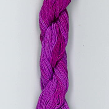 Creeks Colours Overdyed Floss 601 Grape Jelly MAIN