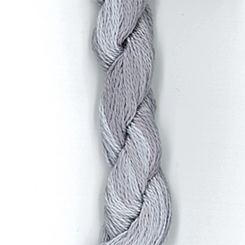 Creeks Colours Overdyed Floss 801 Silver Lining MAIN