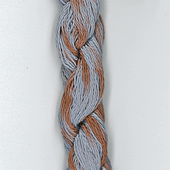 Creeks Colours Overdyed Floss 803 Rusty Tin Roof THUMBNAIL