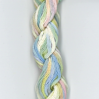 Creeks Colours Overdyed Floss 901 Spring Pastel MAIN