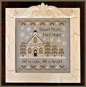Country Cottage Needleworks - Silent Night THUMBNAIL
