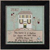 Curly Girl by Mill Hill - Home is a Shelter THUMBNAIL