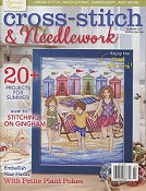 Cross Stitch & Needlework Magazine Summer 2016 - Sold Out