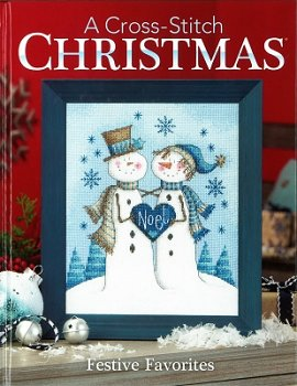 craftways cross stitch a cross stitch christmas festive favorites