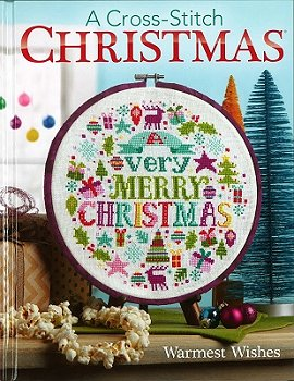 craftways cross stitch a cross stitch christmas warmest wishes