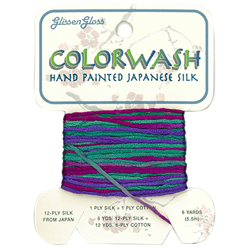 Glissen Gloss Colorwash 504 Violet Gardens THUMBNAIL