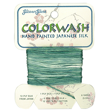Glissen Gloss Colorwash 517 Pine Forest THUMBNAIL