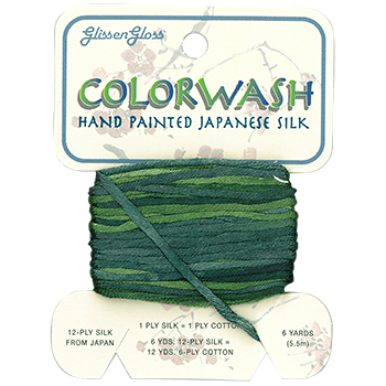 Glissen Gloss Colorwash 518 Emerald THUMBNAIL