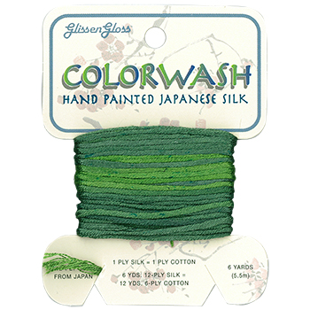 Glissen Gloss Colorwash 519 Evergreen THUMBNAIL