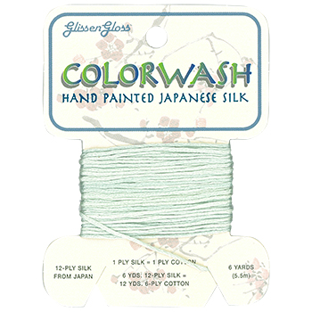 Glissen Gloss Colorwash 526 Seafoam THUMBNAIL