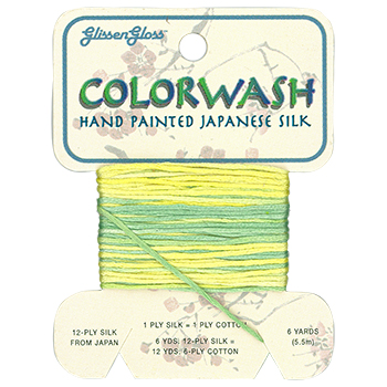 Glissen Gloss Colorwash 530 Lemon & Lime MAIN