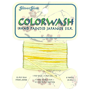 Glissen Gloss Colorwash 534 Lemon Meringue THUMBNAIL