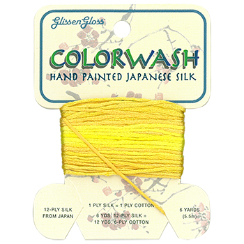 Glissen Gloss Colorwash 536 Buttercup THUMBNAIL