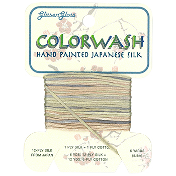 Glissen Gloss Colorwash 580 Cafe Au Lait THUMBNAIL