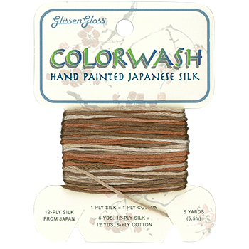 Glissen Gloss Colorwash 587 Burnt Toast THUMBNAIL