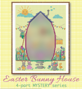 Tiny Modernist - Easter Bunny House Part 1 - The House