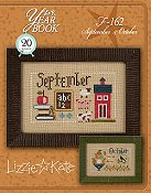 Lizzie Kate - Year Book Double Flip Series - September & October