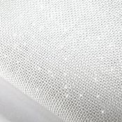 Fabric Flair Linen 28ct White/Silver