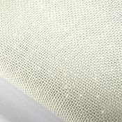 Fabric Flair Linen 28ct Antique White/Silver