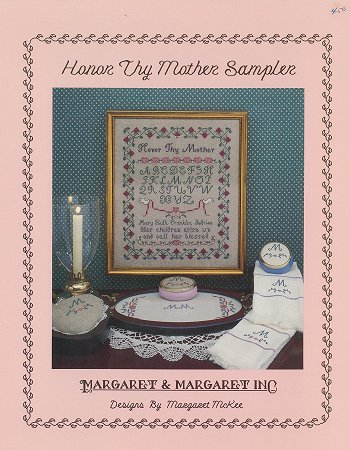 Margaret & Margaret Inc. - Honor Thy Mother Sampler