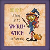 Glendon Place - Wicked Witch of Everything