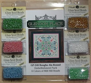 Glendon Place - Boughs Ala Round Embellishment Pack MAIN