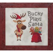 Glendon Place - Bucky Plays Santa THUMBNAIL