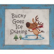 Glendon Place - Bucky Goes Ice Skating THUMBNAIL