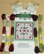 Glendon Place - Rosaceae (The Rose Mandala) Embellishment Pack THUMBNAIL