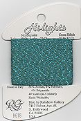 Rainbow Gallery Hi-Lights - H618 Turquoise - Discontinued Sub w/ SP38 THUMBNAIL