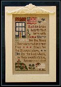 Little House Needleworks - Brave Hearts THUMBNAIL