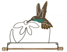 Fabric Holder - Hummingbird THUMBNAIL