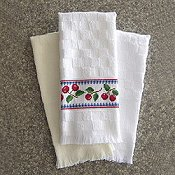 HomeDec Towel - 14ct White_THUMBNAIL